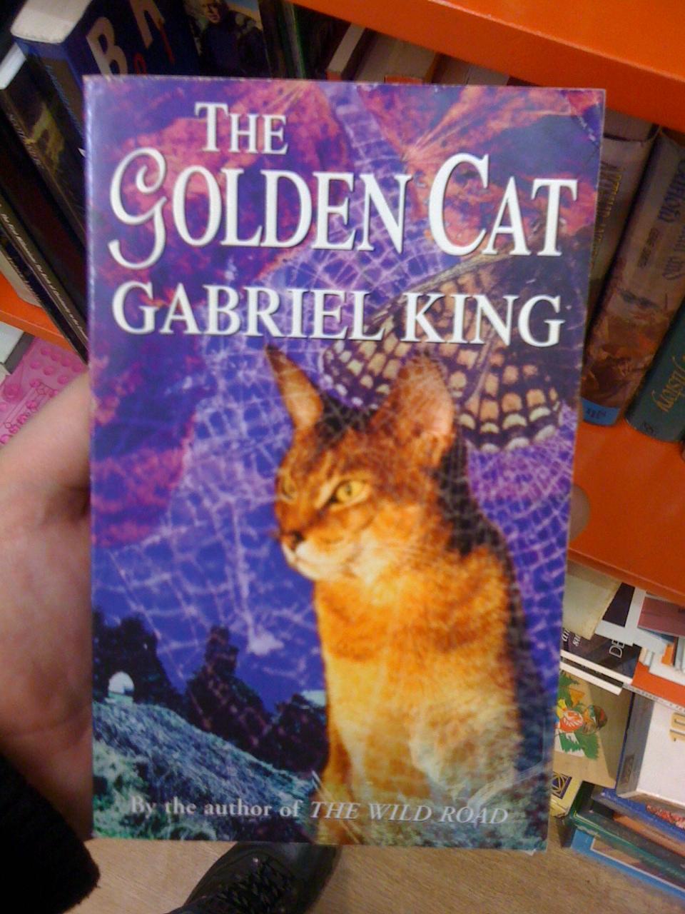 IM IN UR BOOKZ STEELIN UR GOLD!