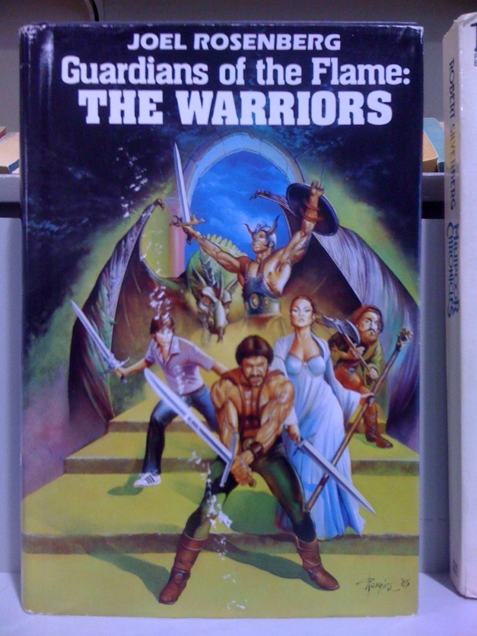 The Warriors! Coming to a local leisure centre near you!