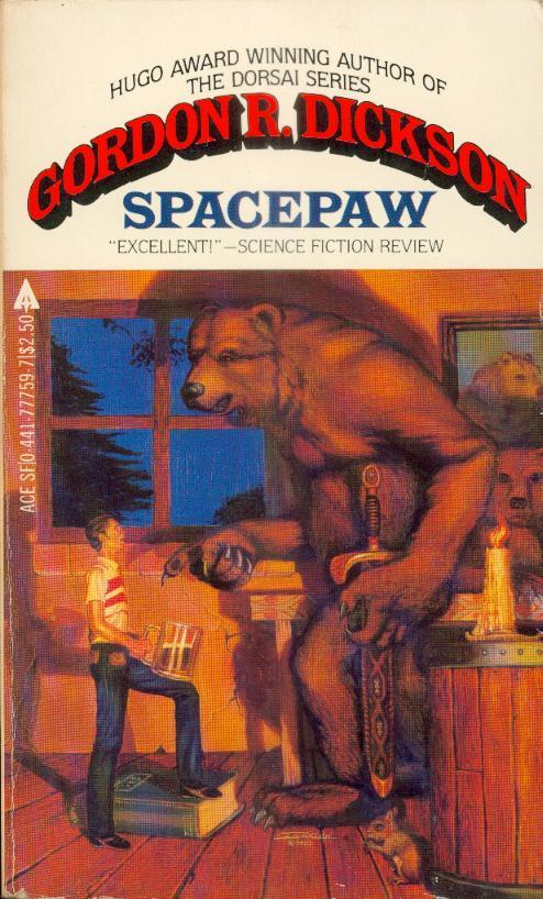 Frank Zweegers Kunst - Spacepaw cover