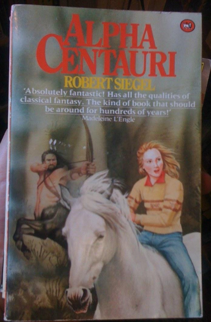 Centaur's really do hate Strawberry Blondes!