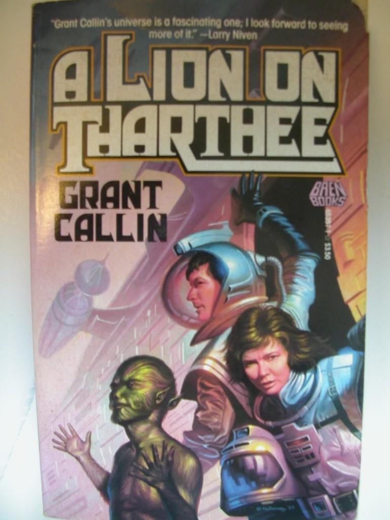Grant Callin? Tell him I'll call 'im back.... I'm here all week, people!