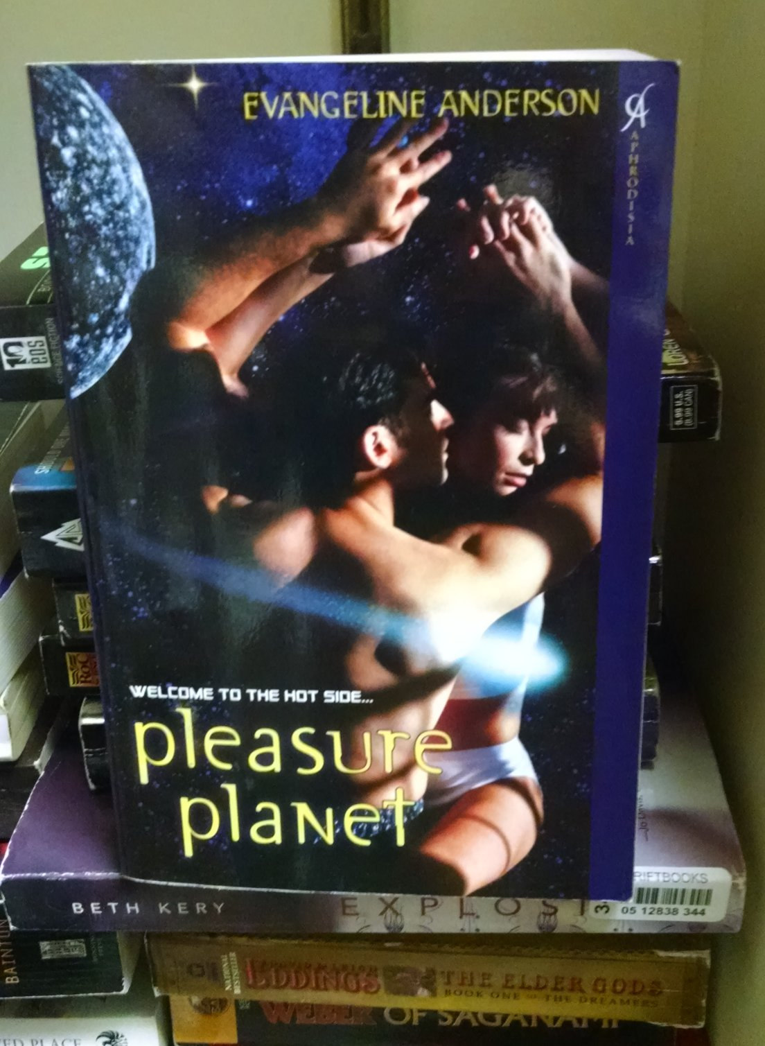 His pleasure planet is Uranus.