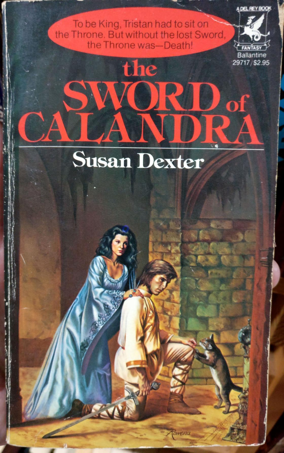 A sword-id tale!