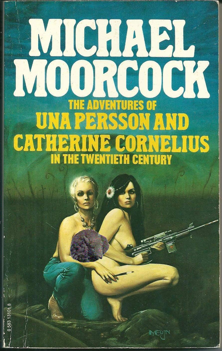 Moorcock! More Boobs!