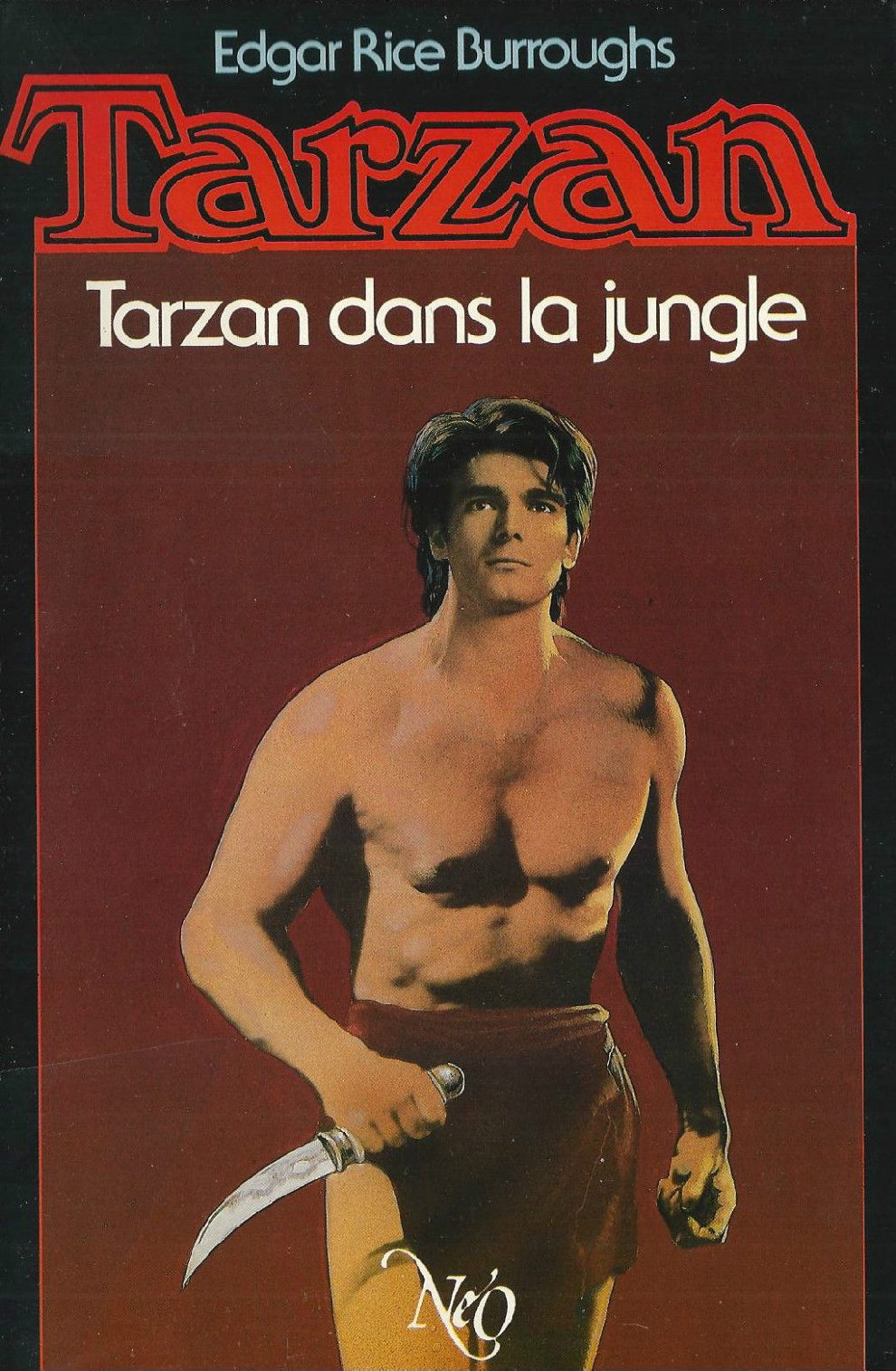 'Tarzan's Jungle Dance'