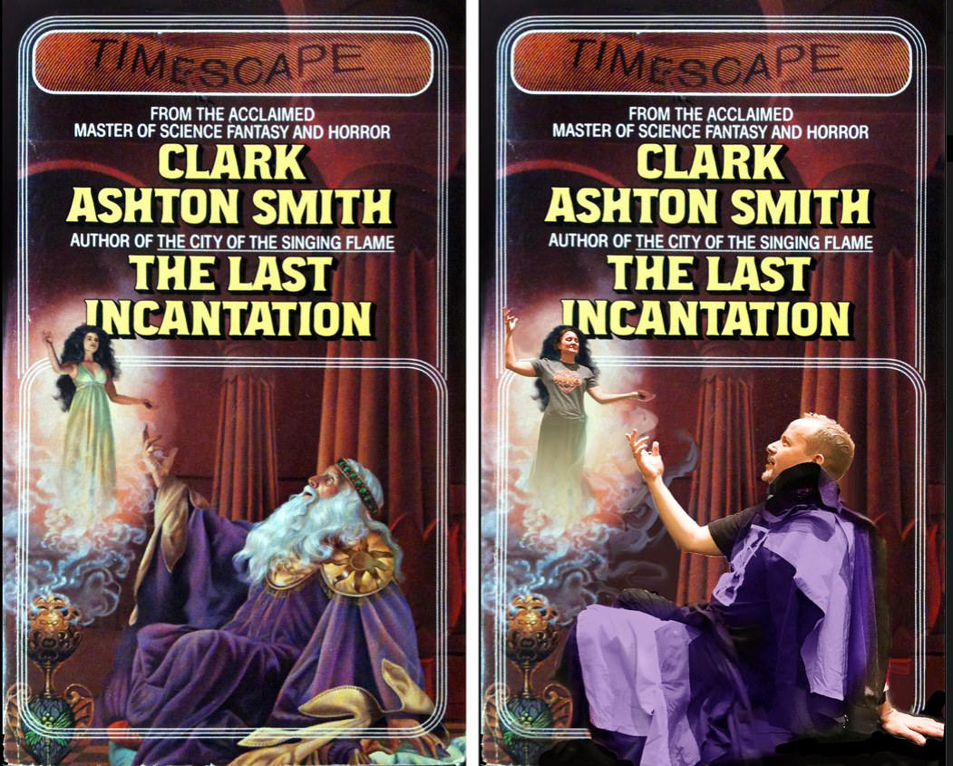 The Last Incantation Recreation