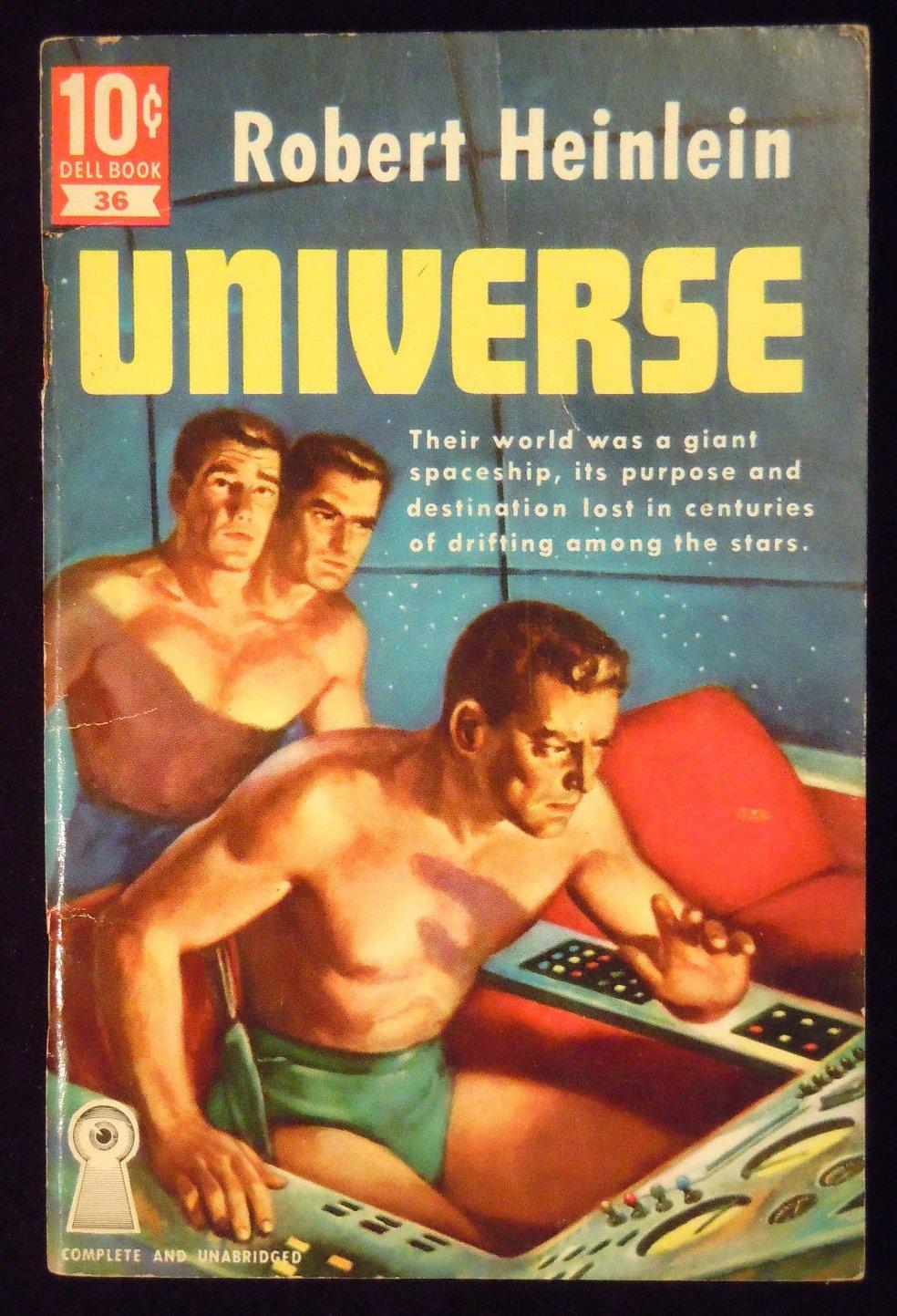 Zaphod Beeblebrox was my idea first - Roberta Heinlein