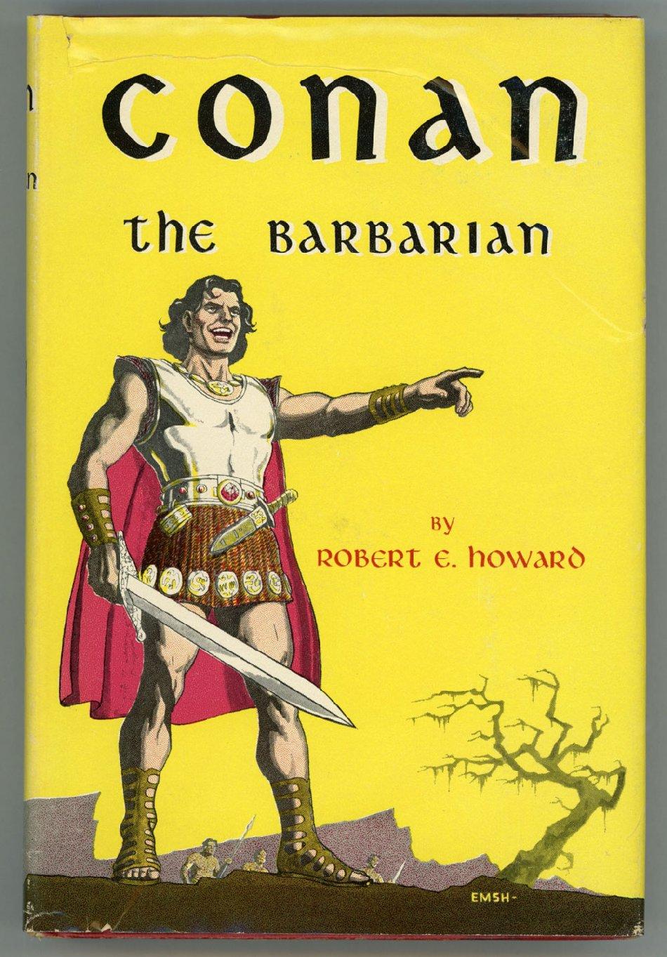 No Barbarian, No Barbarian, you're the Barbarian!