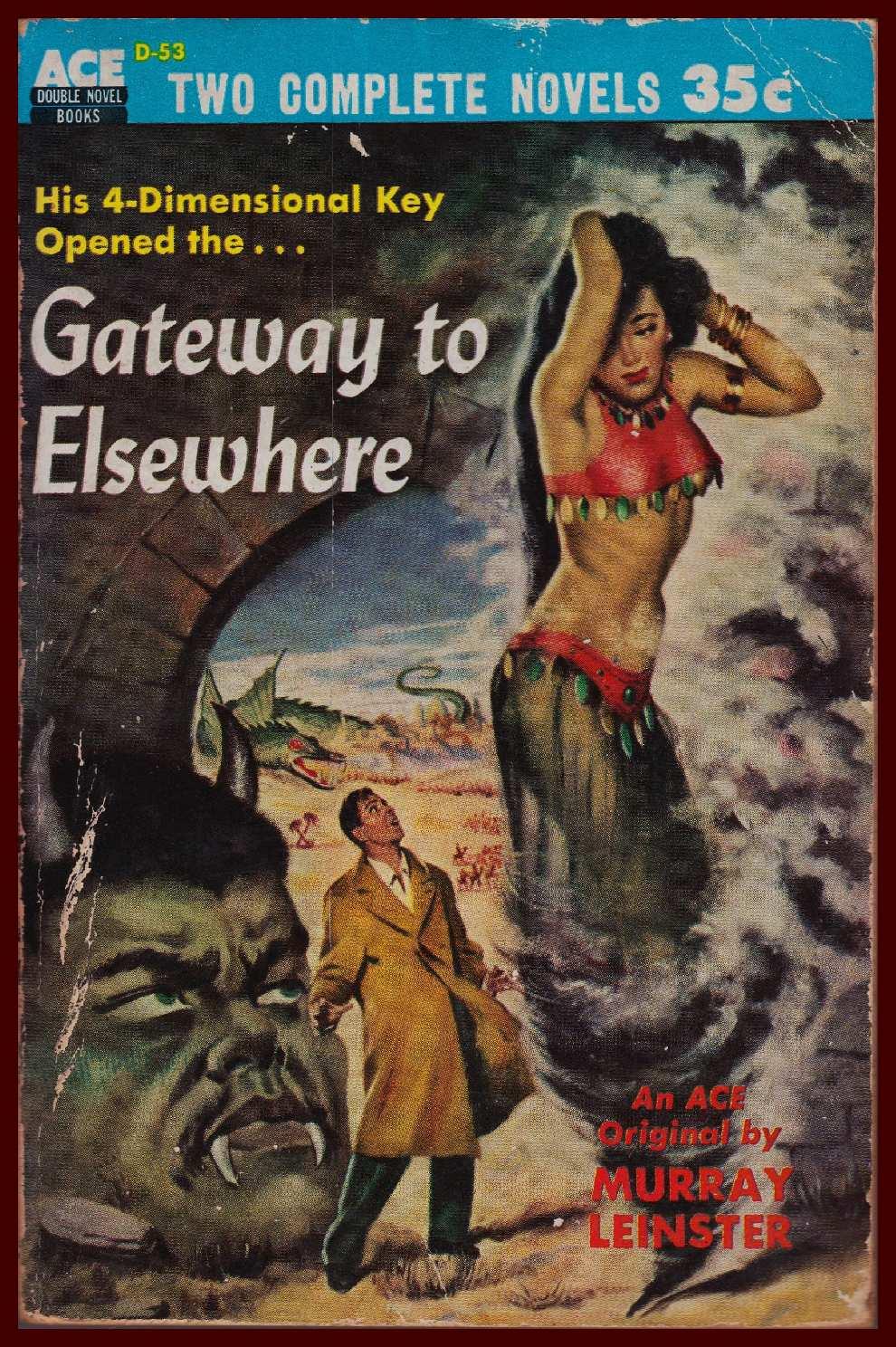 Gateway to ¯\_(ツ)_/¯ wherever