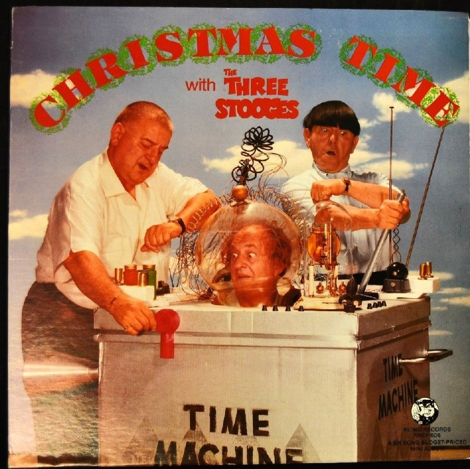 The Curly Joe album was even worse than the Shemp Xmas album
