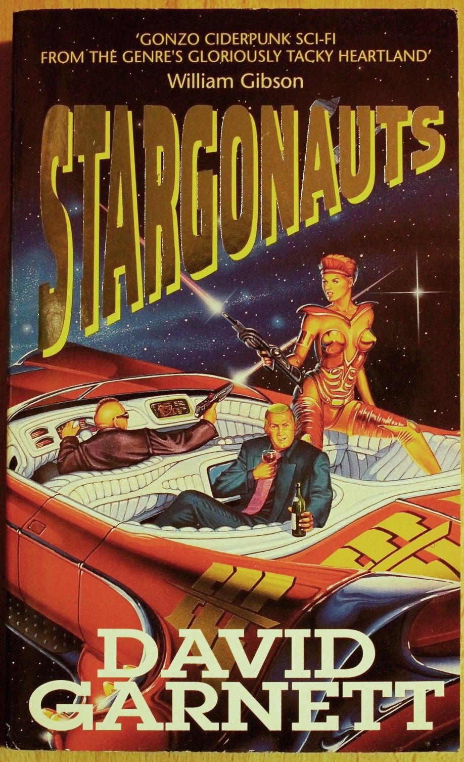Fast and Furious 13: Jason Statham and the Stargonauts