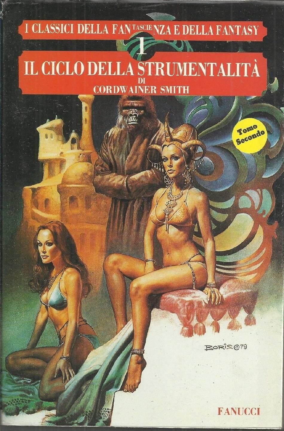 Dr. Zaius's sister wives