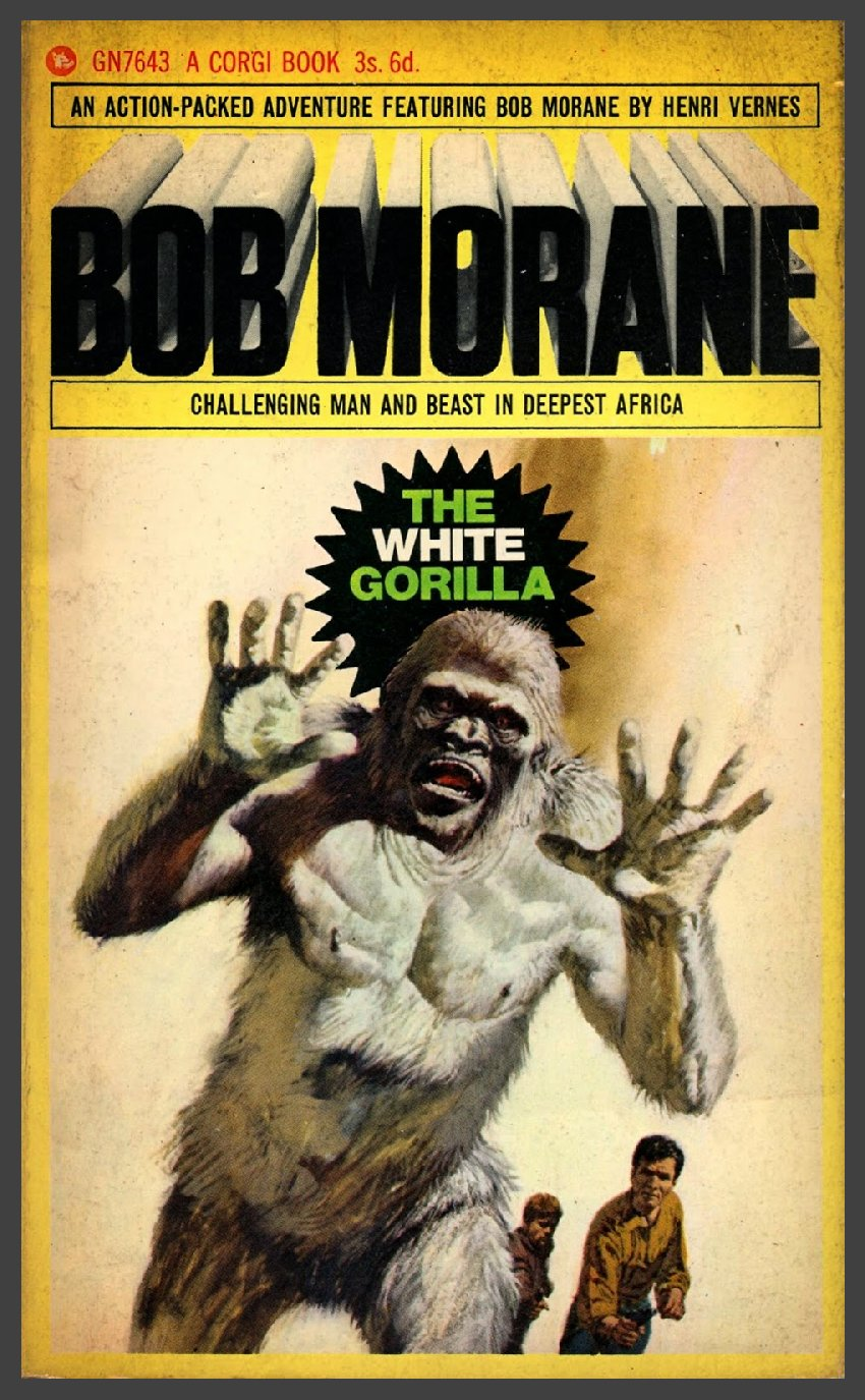 Bob Fosse IS The White Gorilla