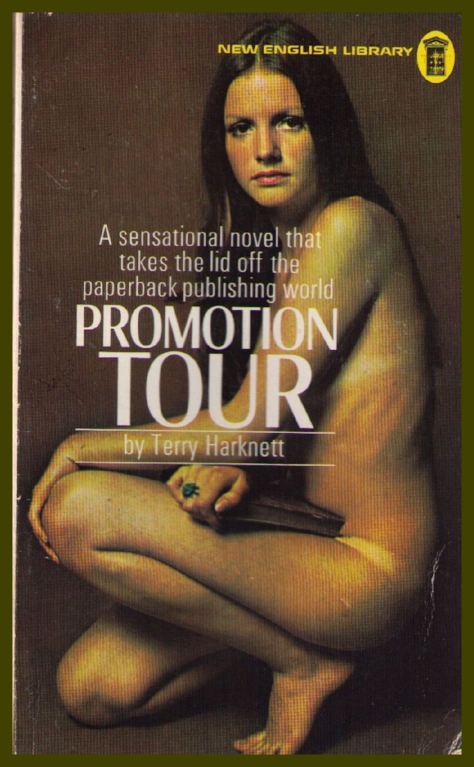 On this tour you'll be signing copies at the finest strip clubs in Lancashire