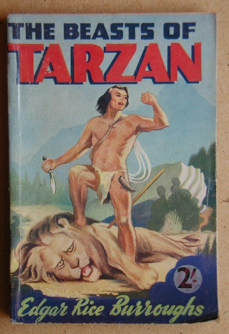 The Breasts of Tarzan
