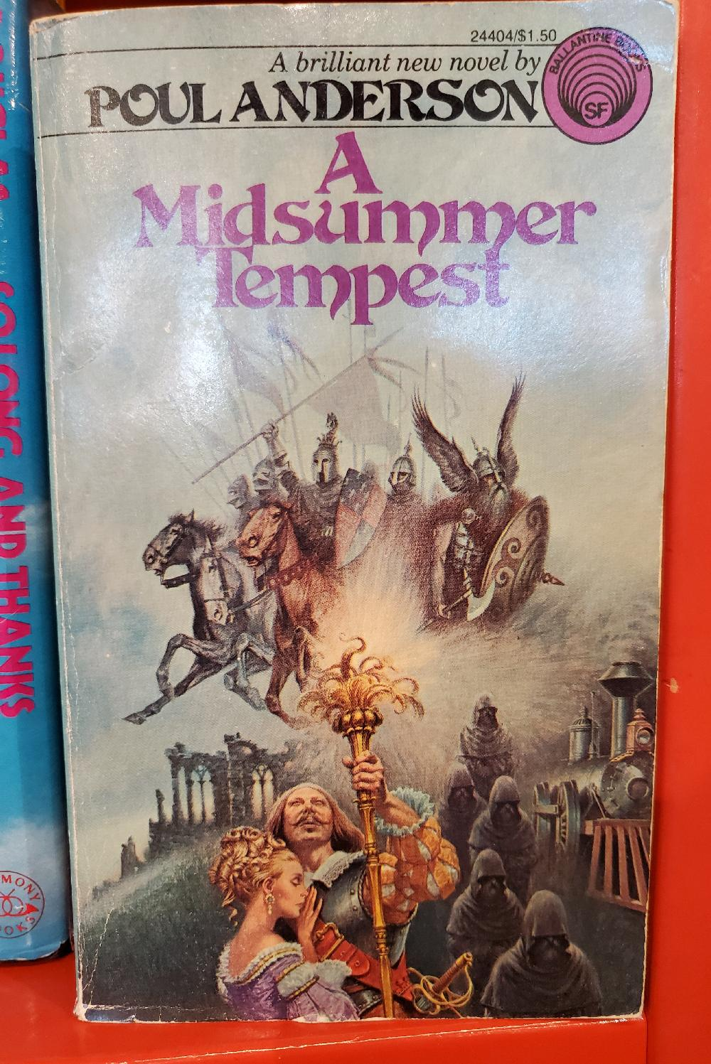 A Midsummer Knight's Fever Dream