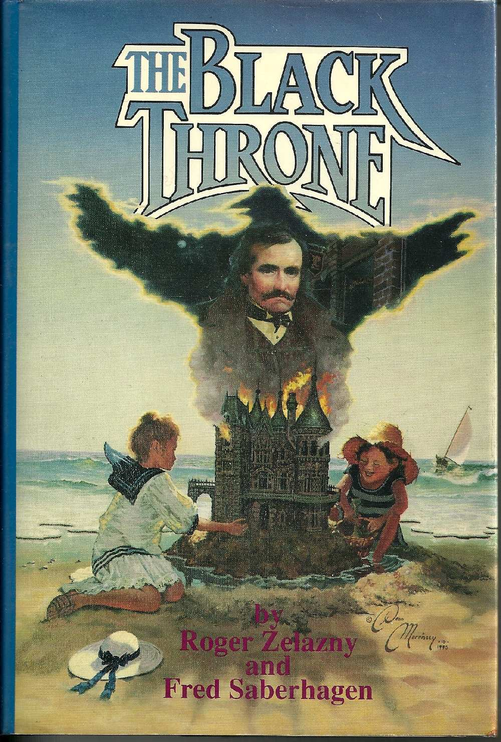 Quoth the Raven, 'nevermore are we babysitting these kids'