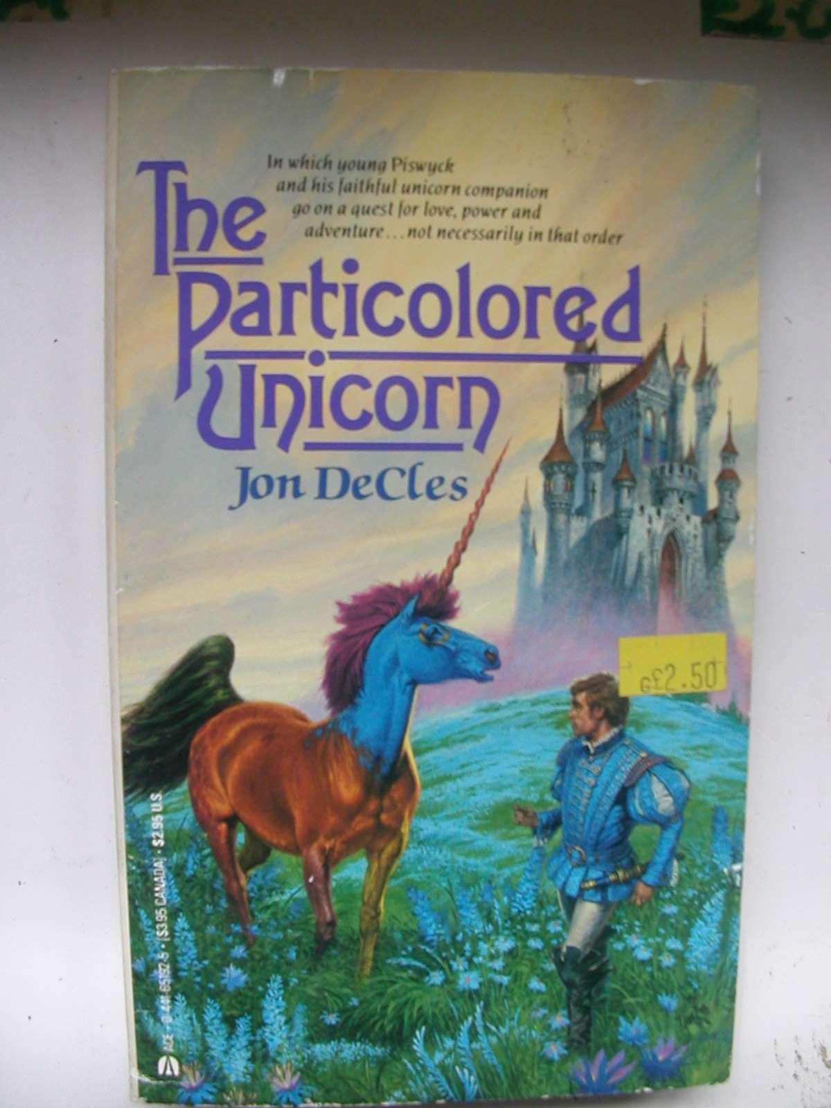 It's the punk unicorn!