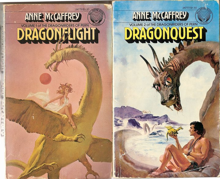 Anne - liked Dragons before they were mainstream.