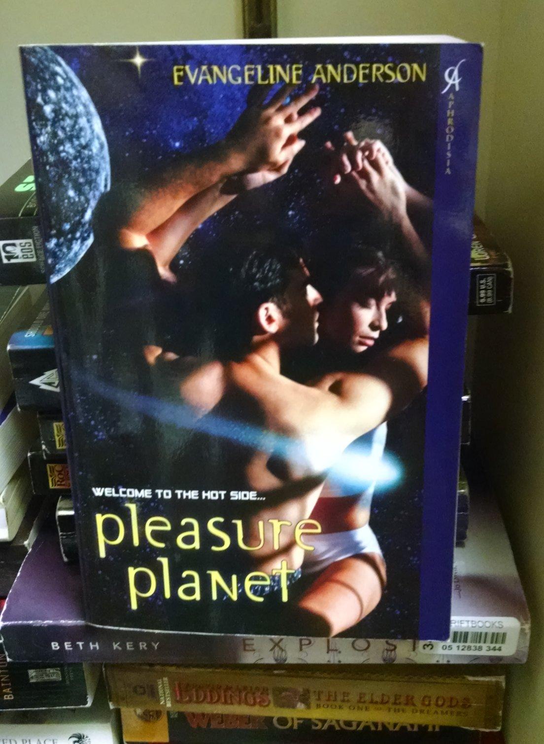 His pleasure planet is Uranus.