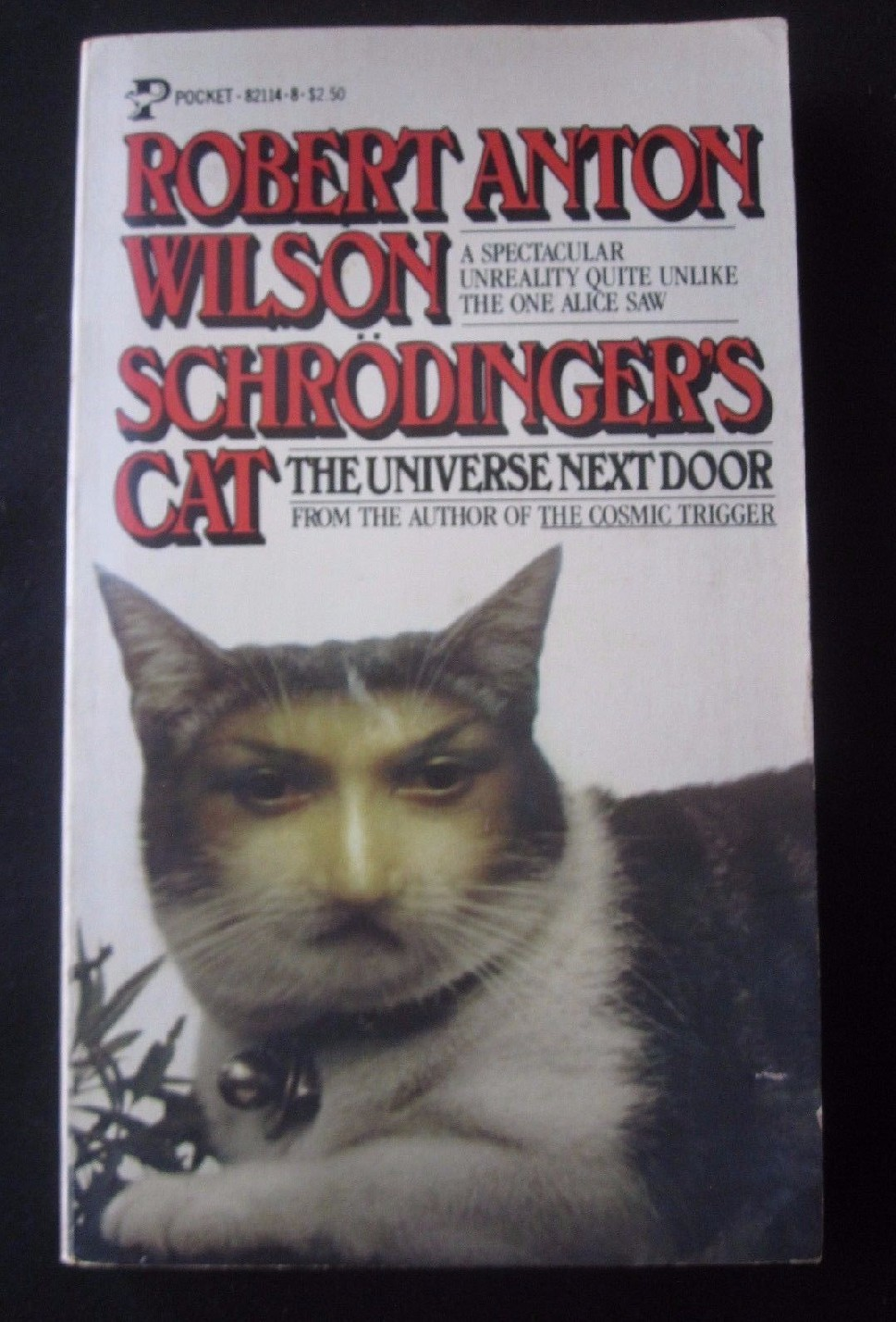 Heisenberg is uncertain about this cover