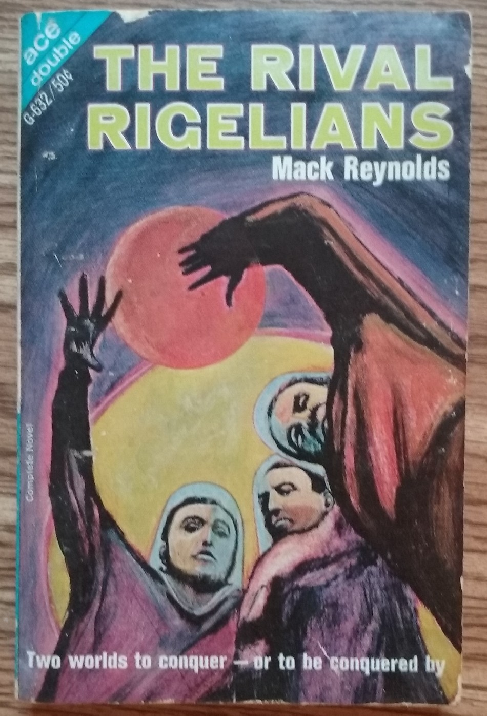 The Rigel Revelians