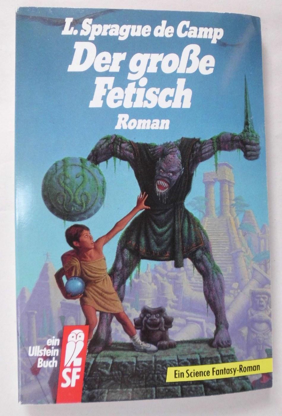 'Ein Roman'