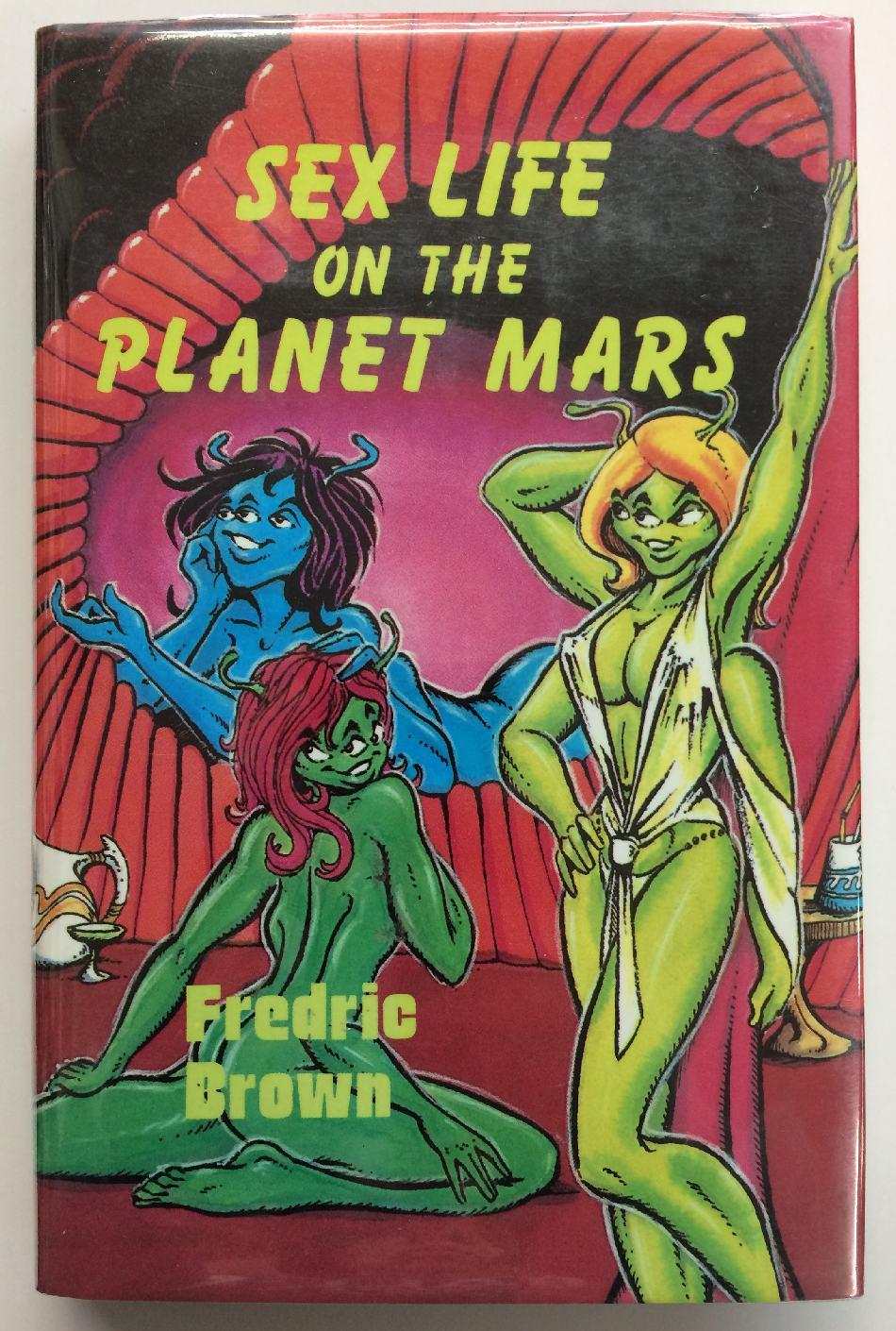 Puts the Martian in M.I.L.F.