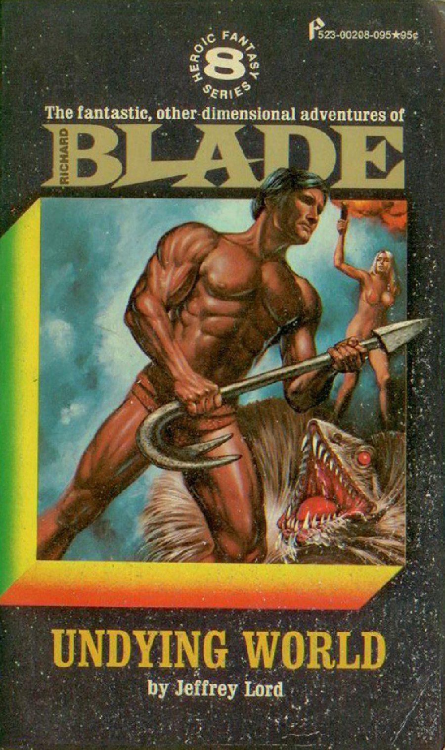Dick Blade. He puts the 'f' in ... er ... phallic?