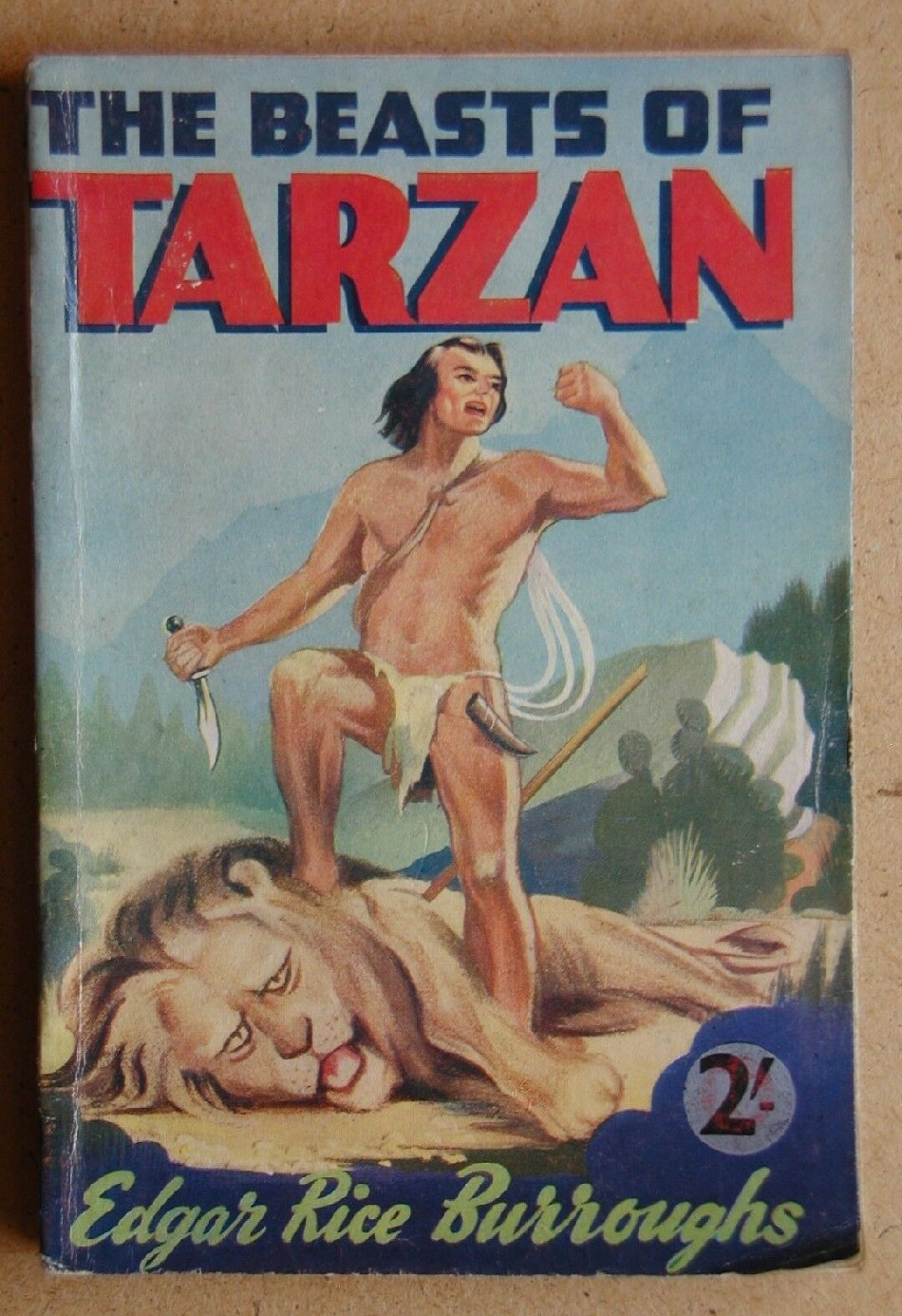 The Breasts of Tarzan